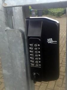 Abbeygate Locksmiths Entry System External Keypad