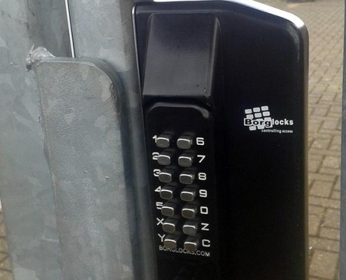 Abbeygate Locksmiths Entry System External Keypad