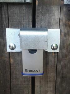 Abbeygate Locksmiths External Padlock