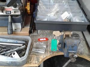 Abbeygate Locksmiths Key Cutting
