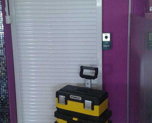 Abbeygate Locksmiths Roller Shutter Door EmergencyExit3