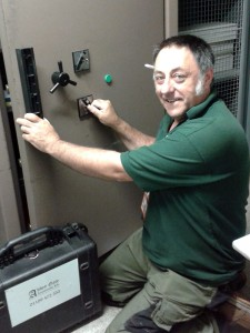 Abbeygate Locksmiths Safe_install